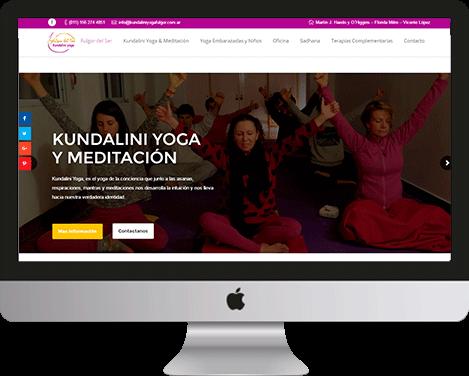 Kundalini yoga Fulgor del Ser